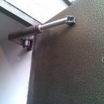 Основные виды дверных доводчиков