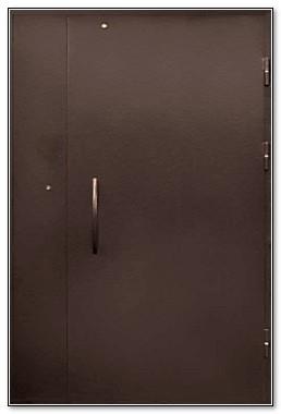 подъездные двери металлические с порошковым покрытием